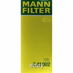 Huile moteur 6L MANNOL 5W-30 Break Ll + Mann-Filter VW Golf VI 5K1 2.0 de R