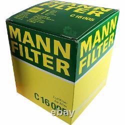 Huile moteur 7L MANNOL 5W-30 Break Ll + Mann-Filter Audi A7 Sportback 4GA