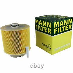 Huile moteur 7L MANNOL Elite 5W-40 + Mann-Filter Audi A6 4F2 C6 3.0 Quattro