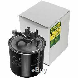Inspection Set 10 L Liqui Moly Lt High Tech 5W-30 + Mann Filtre A8