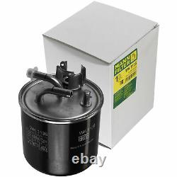 Inspection Set 10 L MANNOL Energy Combi Ll 5W-30 + Mann filtre 10973785