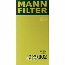 Inspection Set 10 L MANNOL Energy Combi Ll 5W-30 + Mann filtre 10973786