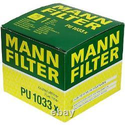 Inspection Set 10 L MANNOL Energy Combi Ll 5W-30 + Mann filtre 10973790