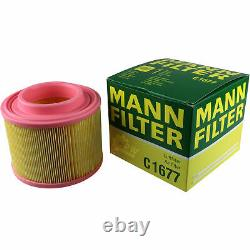 Inspection Set 10 L MANNOL Energy Combi Ll 5W-30 + Mann filtre 10973828