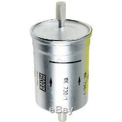 Inspection Set 13 L MANNOL Energy Combi Ll 5W-30 + Mann filtre 10941668