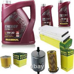 Inspection Set 7 L Energy Combi Ll 5W-30 + Mann filtre 10929764