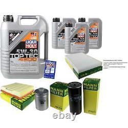 Inspection Set 8 L LIQUI MOLY Toptec 4200 5W-30 + Mann filtre A6 9787695