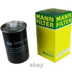 Inspection Set 8 L LIQUI MOLY Toptec 4200 5W-30 + Mann filtre A6 9788749