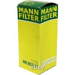 Inspection Set 9 L MANNOL Energy Combi Ll 5W-30 + Mann filtre 10938858