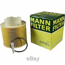 Inspection Set 9 L MANNOL Energy Combi Ll 5W-30 + Mann filtre 10938959