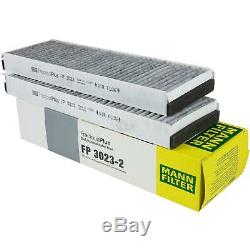 Inspection Set 9 L MANNOL Energy Combi Ll 5W-30 + Mann filtre 10938998