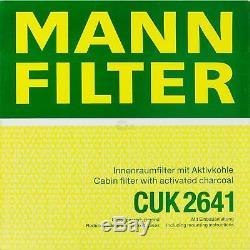 Inspection Set Filtre Kit 5W30 Huile Moteur Audi A6 avant 4G5 C7 4GD Allroad