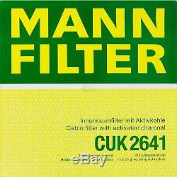 Inspection Set Filtre Kit 5W30 Huile Moteur Audi A6 avant 4G5 C7 4GD Toute Route