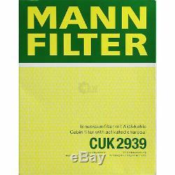 Inspection Set Filtre Kit 5W30 Huile Moteur Audi Q3 8U Tt Roadster 8J9