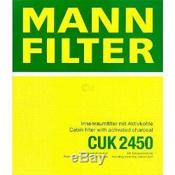 Inspection Set Filtre Kit 5W30 Huile Moteur Audi Q5 8R A4 Toute Route 8KH B8