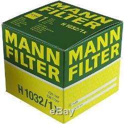 Inspection Set Mann-Filter Filtres à Kit 5W30 Longlife Huile Moteur Audi A8 4D2
