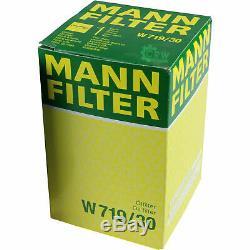 Inspection Set Mann-Filter Kit 5W30 Longlife Huile Moteur Audi A6 4B C5
