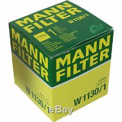 Inspection Set Mann-Filter Kit 5W30 Longlife Huile Moteur Audi A6 avant de 4A C4