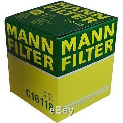Inspection Set Mann-Filter Kit 5W30 Longlife Huile Moteur pour Audi A6 avant 4F5