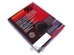 K&n 57i Performance Kit Ouvert Filtre à Air Lavable Inclus Set de Nettoyage