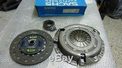 Kit Embrayage 3pz Clutch Set Sachs 3000097002 Vw Passat 1.6 -1.6 Audi 80- 100