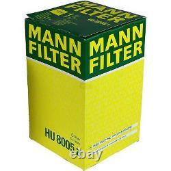 LIQUI MOLY 10L 5W-30 huile moteur + Mann-Filter filtre Audi A6 Avant 4G5 C7