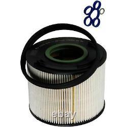 LIQUI MOLY 10L 5W-30 huile moteur + Mann Filtre Luft filtre Audi Q7 4L 3.0