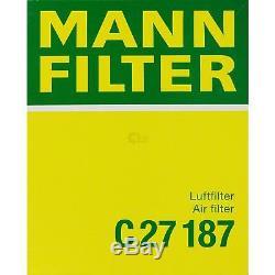 LIQUI MOLY 10L Toptec 4200 5W-30 Huile + Mann-Filter pour Audi A4 Avant 8ED B7