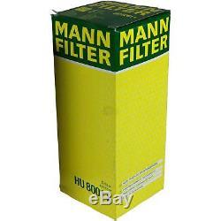 LIQUI MOLY 10L Toptec 4200 5W-30 Huile + Mann-Filter pour Audi A6 Toute 4FH C6