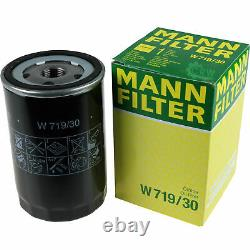 LIQUI MOLY 5L Toptec 4200 5W-30 Huile + Mann-Filter pour Audi A4 8E2 B6 Avant