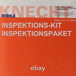 MAHLE Carburant KX 192D Intérieur La 182 Air LX 792 Filtre à Huile Ox 196/3D