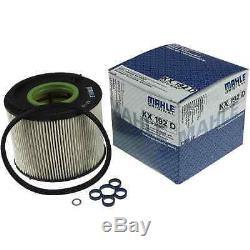 MAHLE Carburant KX 192D Intérieur La 182 Air LX 793 Filtre à Huile Ox 196/1D