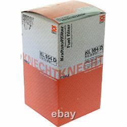 MAHLE Carburant Kl 554D Intérieur Lak 239/S Air LX 1253 Filtre à Huile Ox 188D