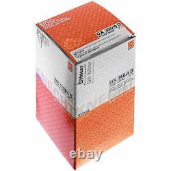 MAHLE Carburant Kl 571 Intérieur Lak 93 Air LX 1019 Filtre à Huile Ox 350/4D