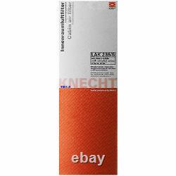 MAHLE Carburant Kl 658 Intérieur Lak 239/S Air LX 1253 Filtre à Huile Ox 188D