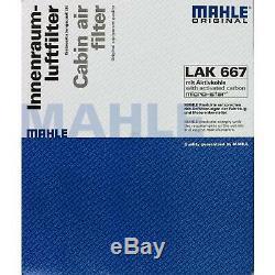 MAHLE Carburant Kl 915 Intérieur Lak 667 Air LX 2607/2 Filtre à Huile Ox 787D