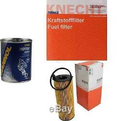 MAHLE / KNECHT Set D'Inspection Ensemble de Filtres SCT Lavage moteur 11598423