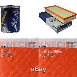 MAHLE / KNECHT Set D'Inspection Ensemble de Filtres SCT Lavage moteur 11610668