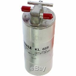 MAHLE / KNECHT Set D'Inspection Ensemble de Filtres SCT Lavage moteur 11613449