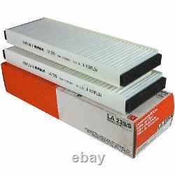 MAHLE / KNECHT Set D'Inspection Ensemble de Filtres SCT Lavage moteur 11614189