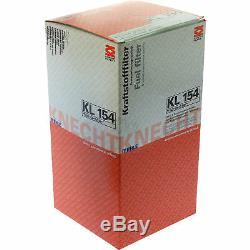 MAHLE / KNECHT Set D'Inspection Ensemble de Filtres SCT Lavage moteur 11615338
