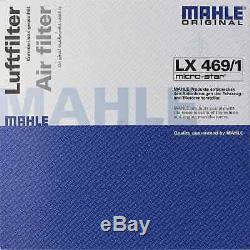 MAHLE / KNECHT Set D'Inspection Ensemble de Filtres SCT Lavage moteur 11616242