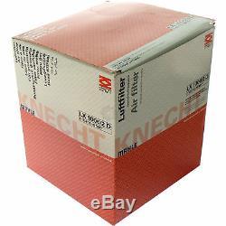MAHLE / KNECHT Set D'Inspection Ensemble de Filtres SCT Lavage moteur 11617701