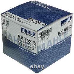 MAHLE / Knecht Filtre pour Carburant KX 192D à Air LX 792 à Huile Ox 196/1D