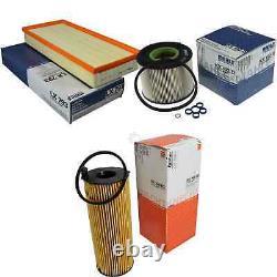 MAHLE / Knecht Filtre pour Carburant KX 192D à Air LX 793 à Huile Ox 196/1D