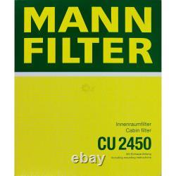 MANNOL 7 L Energy Premium 5W-30 + Mann-Filter Audi A4 Avant 8K5 B8 3.2 FSI