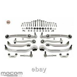 MAPCO HPS Bras Lot 52-TLG Renforcé pour Audi A6 4F-2 H 5 C6 + Toute + Avant
