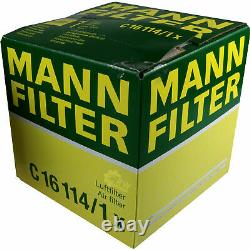 Motul 7 L 5W-30 Huile Moteur + Mann-Filter Audi A4 Avant 8K5 B8 3.0 Tdi