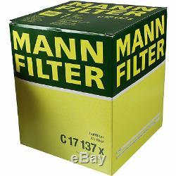 Motul 9 L 5W-30 Huile Moteur + Mann-Filter Audi A6 avant 4F5 C6 3.0 Tdi Quattro