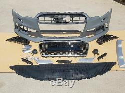 Neuf RS6 Aspect Et Style Complet Avant Pare-Choc Set Kit pour Audi A6 C7 4G